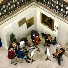 Tuesday Musical Helps Court House Visitors Decompress